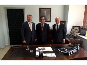 Milletvekili Ahmet Tan: Ilıca Tatil Köyü Projesi Kütahya Turizmine Önemli Katkılar Sağlayacak