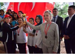 Adana'da Okullararası Bocce İl Birinciliği Yapıldı