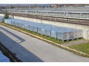 Düzce'de Kalıcı Konutlara Çöp Konteynerleri Dağıtılacak
