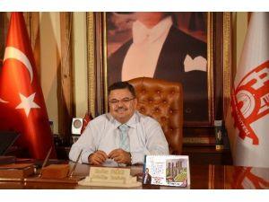 Başkan Yağcı'nın 23 Nisan Ulusal Egemenlik Ve Çocuk Bayramı Mesajı