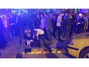 Bilecik'te Ticari Taksiyle Motosiklet Çarpıştı: 1 Yaralı