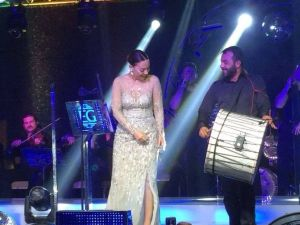 Gündeş, Bursalılara Unutulmaz Bir Gece Yaşattı