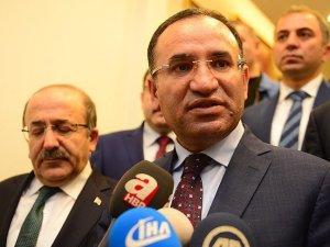 Adalet Bakanı Bozdağ: Sanığın aldığı ceza caydırıcı bir etki yapacaktır