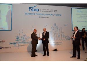 Sermaye Piyasaları Birliği Ödülleri Sahiplerini Buldu