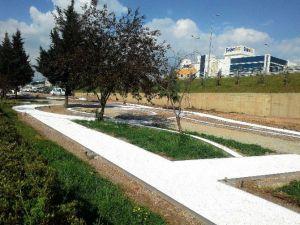 İzmit Belediyesi'nden Tıbbi Ve Aromatik Bitkiler Bahçesi