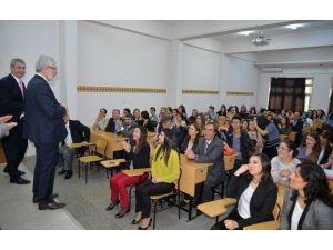 """Rektör Ulcay: """"Meslek Yüksekokulu Mezunlarına Daha Çok İhtiyaç Var"""""""