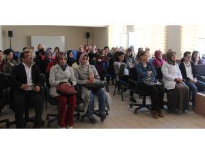 Öğrencilere Kanser Eğitimi