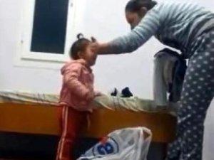 Minik Tuanna'yı Döven Öz Annesi Çıktı