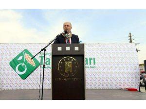 Başkan Kamil Saraçoğlu: Tıbbı Ve Aromatik Bitkilerin Merkezi Kütahya Olacak