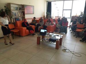 Pursaklar'da 'Ergenlerle İletişim' Ele Alındı