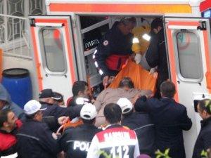 300 Kiloluk Cinsel İstismar Zanlısı Ambulansla Gözaltına Alındı