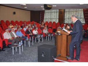 İTSO Meclisi'nde terör ve ekonomiye dikkat çekildi