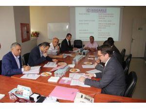 Büyükşehir Encümeninin Yeni Üyeleri İlk Toplantısını Yaptı