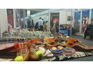 ATO Congresium'da turizm fuarı açıldı