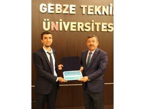 Başkan Karabacak, GTÜ'de Başarının Sırlarını Anlattı