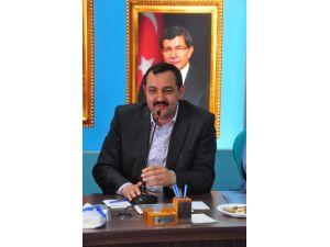 AK Parti Muhtarlar Ve STK' Lar İstişare Toplantısı