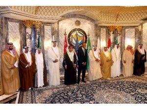 Obama, Riyad'ta Aile Fotoğrafında Yer Aldı