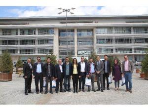 Diyarbakırlı Girişimciler Ankara'daki Teknokentleri Gezdi