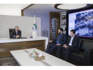 MÜSİAD'dan Başkan Çelik'e Ziyaret