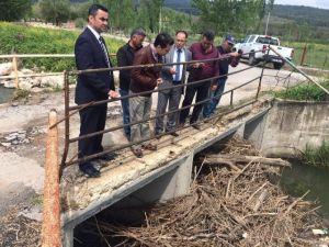 Manisa'da 17 İlçede Dere Islahı Yapılacak