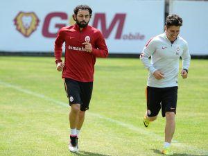 Galatasaray, Kasımpaşa maçına ara vermeden başladı