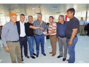 Serik Belediyesi Futbol Turnuvası Kura Çekimi