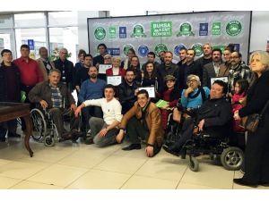 Engelliler Meclisleri Kent Konseyi'nde Toplandı