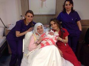 Giresun'da İlk Defa Lamaze Yöntemi İle Normal Doğum Yaptırıldı