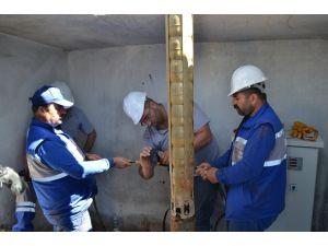 Su depoları tamir edilince, 523 bin TL tasarruf sağlandı
