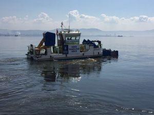 Büyükşehir'den Deniz Temizliği