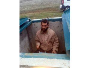 Borcunu Alamadıkları Şahsı Kaçırıp Su Deposuna Kilitlediler