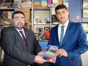 Başkonsolos Süleymanlı'dan KKDGC Başkanı Daşdelen'e Tebrik Ziyareti