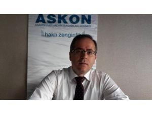 ASKON Başkanı Altaç, Gündemi Değerlendirdi