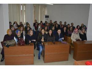 Aday Öğretmenlerden Başkan Hüseyin Anlayan'a Ziyaret