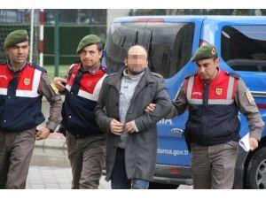 Cezaevi Firarisi Jandarmanın Takibi Sonucu Yakalandı