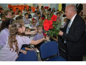 Öğrencilere Temel Çevre Bilinci Eğitimleri