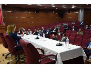İl Koordinasyon Kurulu 2016' Nın İkinci Toplantısını Gerçekleştirdi