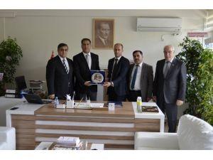 Şanlıurfa'dan Diyarbakır ASP İl Müdürüne Ziyaret