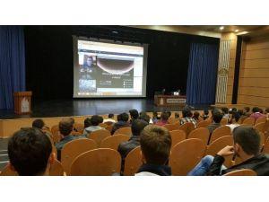 BEÜ'de NASA İle Telekonferans Gerçekleştirildi