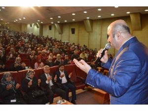 Ömer Döngeloğlu: Birlik Sağlansa, Müslümanlara Hiçbir Güç Zarar Veremez