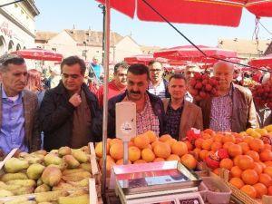 Erdemlili İş Adamlarının Hırvatistan Ve Sırbistan Ziyareti