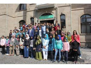 Öğrenciler İlk Kez Kapadokya'yı Gezdi