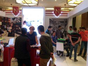 Nişantaşı Üniversitesi Mardin Eket Eğitim Fuarına Katıldı