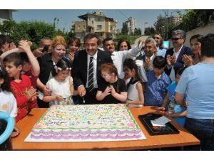 """Çukurova'da """"Engelsiz"""" 23 Nisan Kutlaması"""