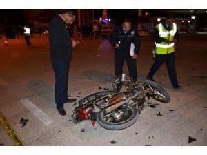 Elbistan'da Trafik Kazası: 1 Ölü, 1 Yaralı