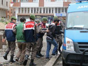 Fındık Hırsızları Jandarmadan Kaçamadı