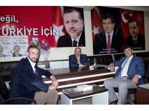 Okumuş, AK Parti Narman İlçe Başkanlığına Getirildi