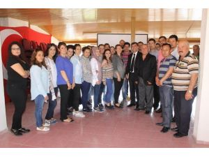 Denizli'de Yeni Girişimcilere Eğitim