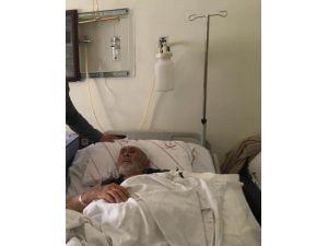 Roketli Saldırıda Yaralanan Vatandaş Hastanede Hayatını Kaybetti