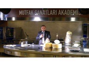 Kargı Tulum Peyniri Sempozyumda Tanıtıldı
